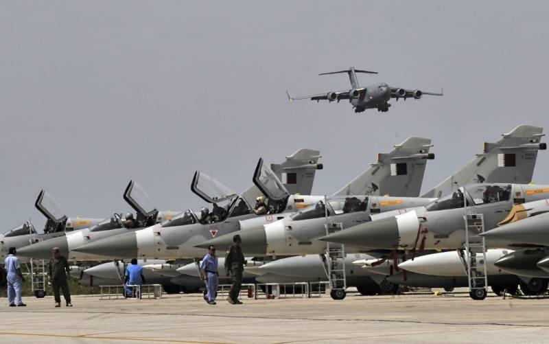 سعودی عرب اور امریکہ کے درمیان اربوں ڈالر کے ہتھیاروں کی فروخت