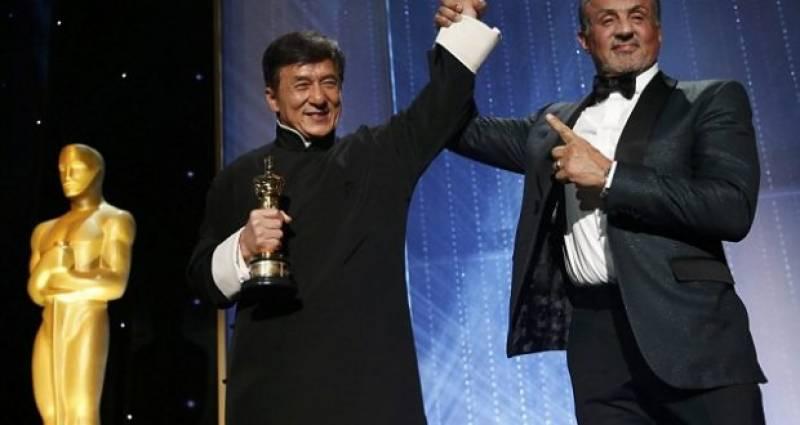 سلویسٹر اسٹالون اور چینی فلم اسٹار جیکی چن پہلی بار ایکشن تھرل فلم ''ایکس بغداد'' میں ایک ساتھ جلوہ گر ہوں گے