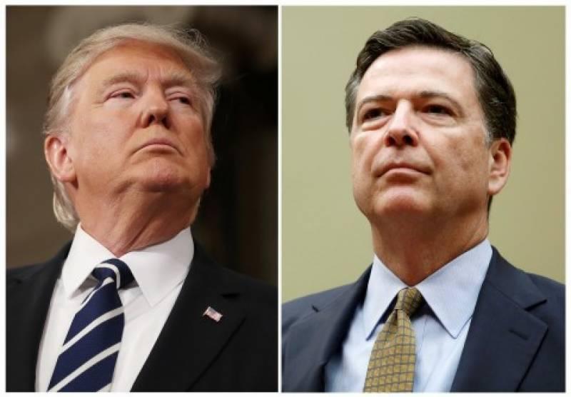 صدر ٹرمپ نے جیمز کومی سے وفاداری کا عہد نہیں مانگا تھا،وائٹ ہاﺅس