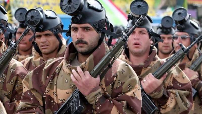 ایران کی فوج دنیا کی مضبوط ترین افواج کی فہرست میں شامل