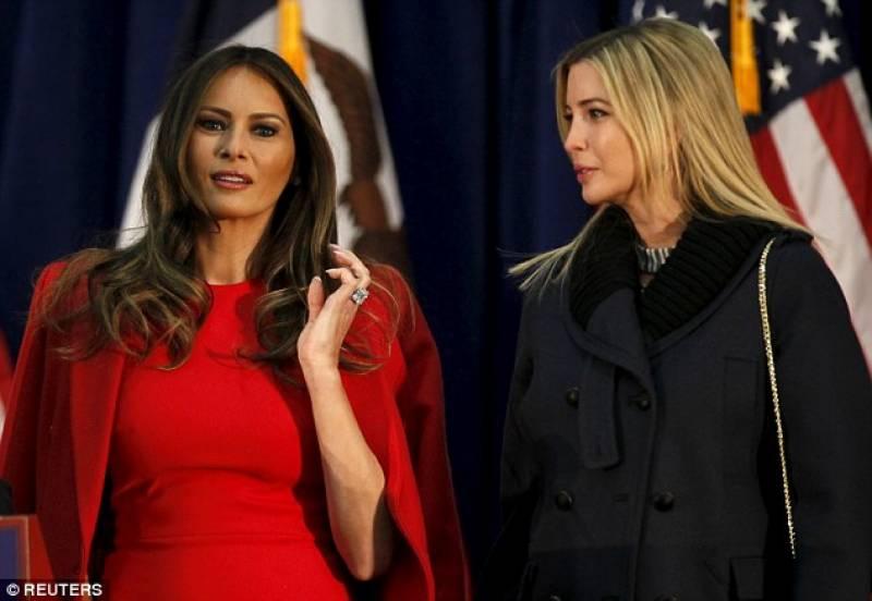 میلانیا اور بیٹی ایوانکا سعودی عرب آمد پر کیسا لباس زیب تن کریں گی اہم ہدایات جاری کردیں