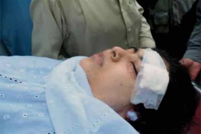 ملالہ یوسف زئی پر حملہ ڈرامہ تھا؟ رکن قومی اسمبلی مسرت احمد زیب نے نیا پنڈورا باکس کھول دیا