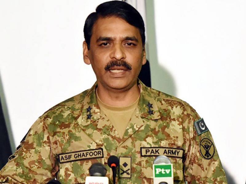 ایل او سی پر پاکستانی پوسٹ تباہ کرنے کا بھارتی دعوی جھوٹا ہے: پاک فوج