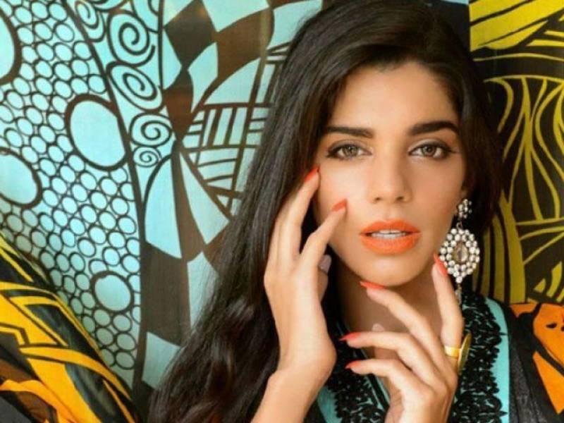 پاکستانی اداکارہ صنم سعید نے ایک اور بڑا ایوارڈ اپنے نام کرلیا