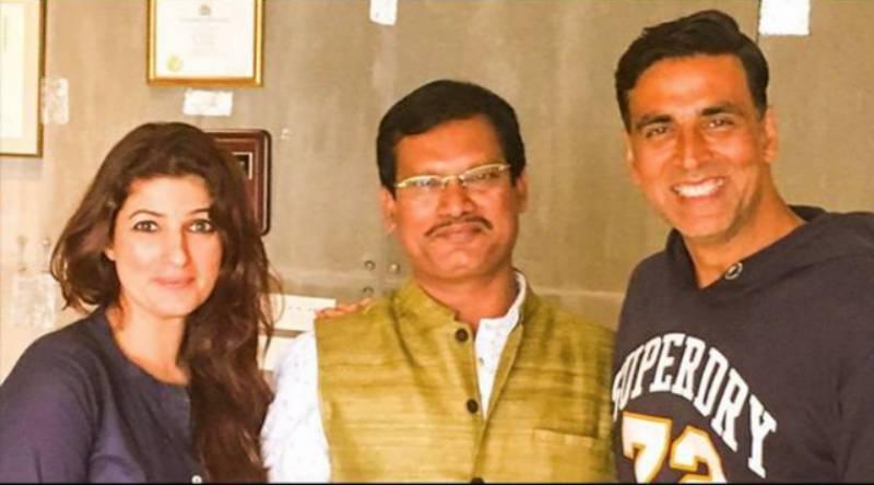 """اکشے کمار نے فلم """"پدمان"""" کی شوٹنگ37دنوں میں مکمل کر لی"""