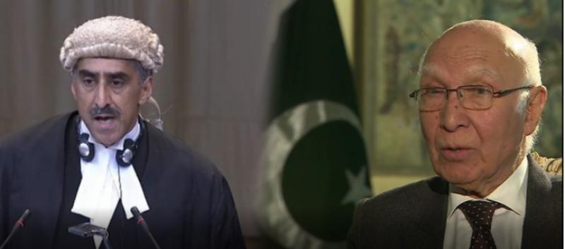 حکومت کا کلبھوشن کیس میں وکلاء کی ٹیم تبدیل نہ کرنے کا فیصلہ