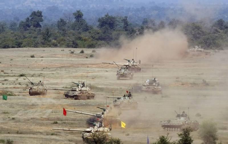 چینی رد عمل کا خدشہ، بھارت کا بحری مشقوں میں آسٹریلیا کو شامل نہ کرنے کا فیصلہ