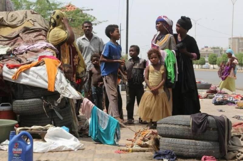 یمنی عوام کو محرومی، وبا اور موت کا سامنا: سٹیفن اوبرائن