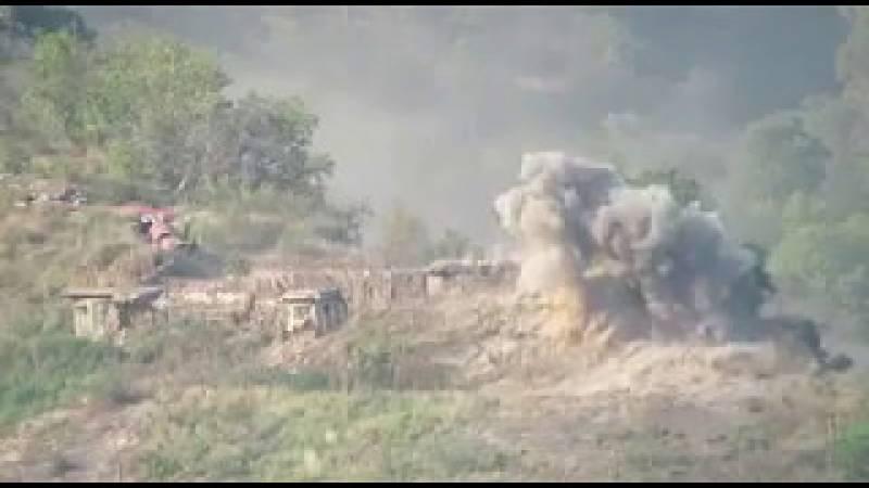 ایل او سی پر پاکستان کی بھرپور جوابی کارروائی میں 5 بھارتی فوجی جہنم واصل