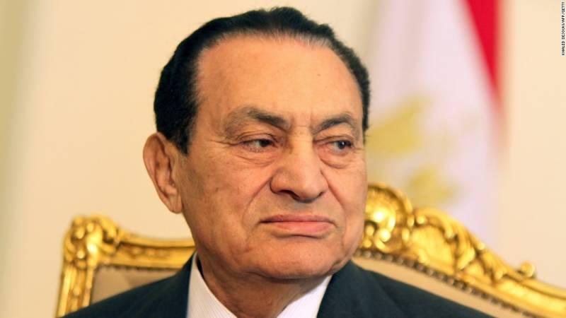 سابق صدرحسنی مبارک کوڑی کوڑی کے محتاج ہو گئے، وکیل کا انکشاف