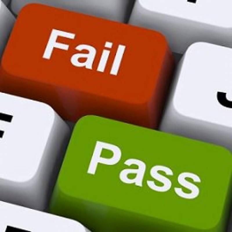 امتحان میں پاسنگ مارکس 33فیصد ہی کیوں ہوتے ہیں ?