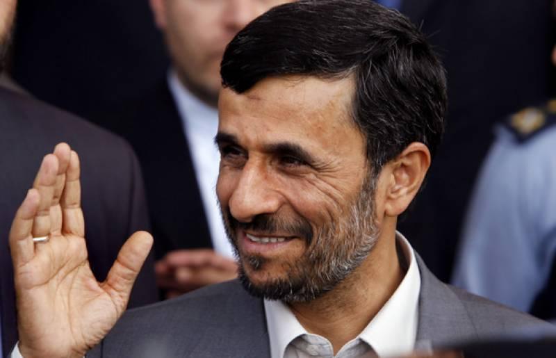 فیس بک پر متنازع بیان ، احمدی نژاد کے مشیر کو تین سال قید