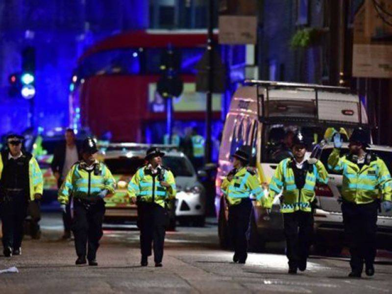 لندن حملوں کی ذمہ داری داعش نے قبول کر لی