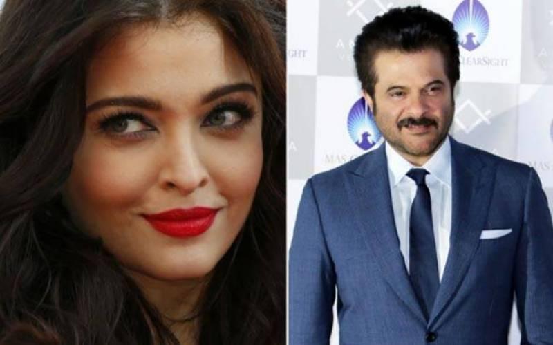 انیل کپور اور ایشوریا رائے 17 سال بعد ایک ساتھ فلم میں جلوہ گر ہونگے