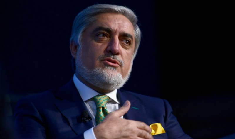 افغانستان کے چیف ایگزیکٹیو عبداللہ عبداللہ نے استعفیٰ دینے کا اعلان کر دیا