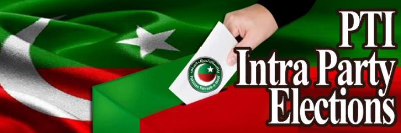 انٹرا پارٹی الیکشن: تحریک انصاف کے ورکر نیک محمد خان عمران خان کے مد مقابل ہونگے