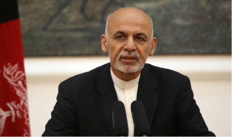 افغان صدر کی طالبان کو دفتر کھولنے کی مشروط پیشکش