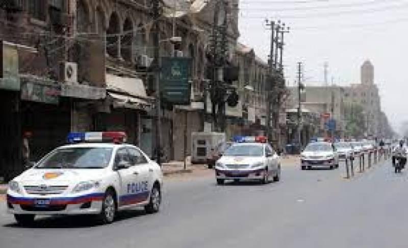 لاہور پولیس کی نااہلی, 10 دن میں ڈکیتی ،چوری اور قتل کی ساڑھے چار سو وارداتیں