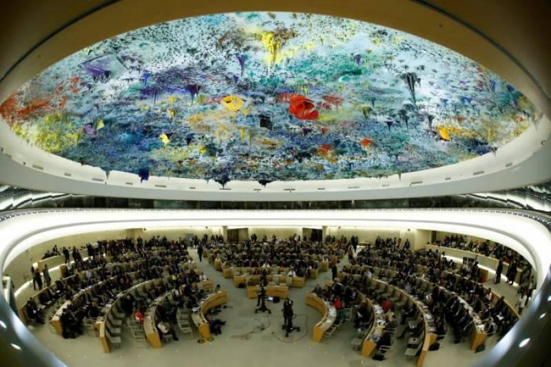 امریکہ کی اقوامِ متحدہ کی انسانی حقوق کونسل سے علیحدگی کی دھمکی