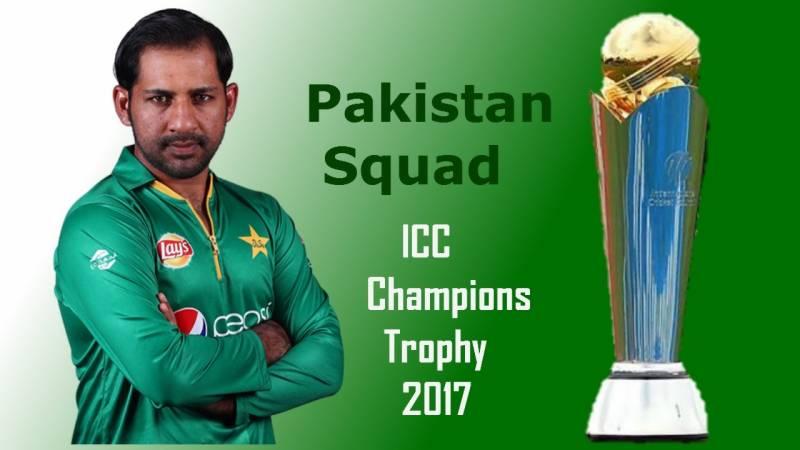 چیمپیئنز ٹرافی: پاکستانی ٹیم کوسری لنکاسے میچ کھیلنے سے قبل بڑی خوشخبری مل گئی
