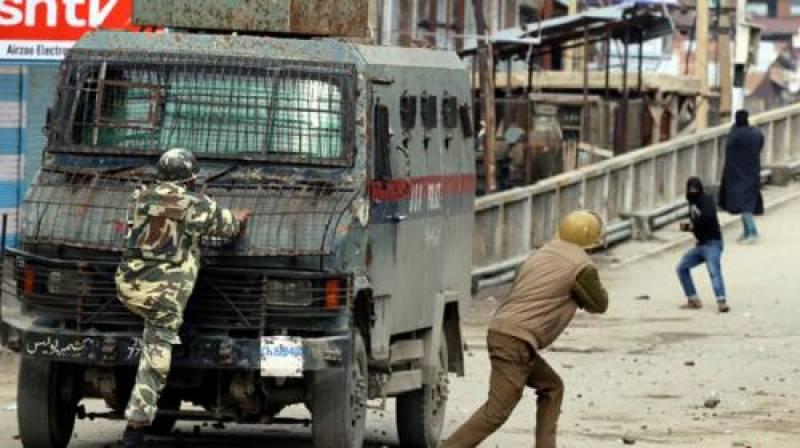 بھارتی فوج کی غنڈہ گردی، 6 کشمیریوں کو شہید کر دیا