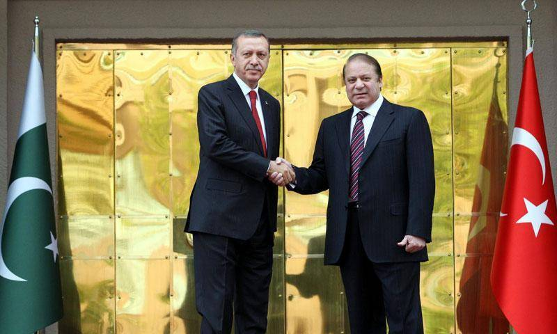 مشرقِ وسطیٰ میں کشیدگی کو کم کرانے کے لیے پاکستان اور ترکی سرگرم