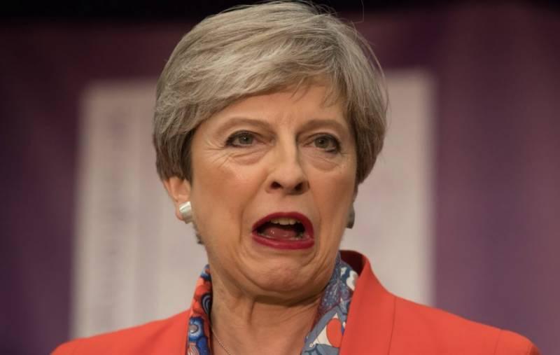 برطانیہ، تھریسامے کیخلاف مظاہرے، عہدے سے مستعفیٰ کا مطالبہ