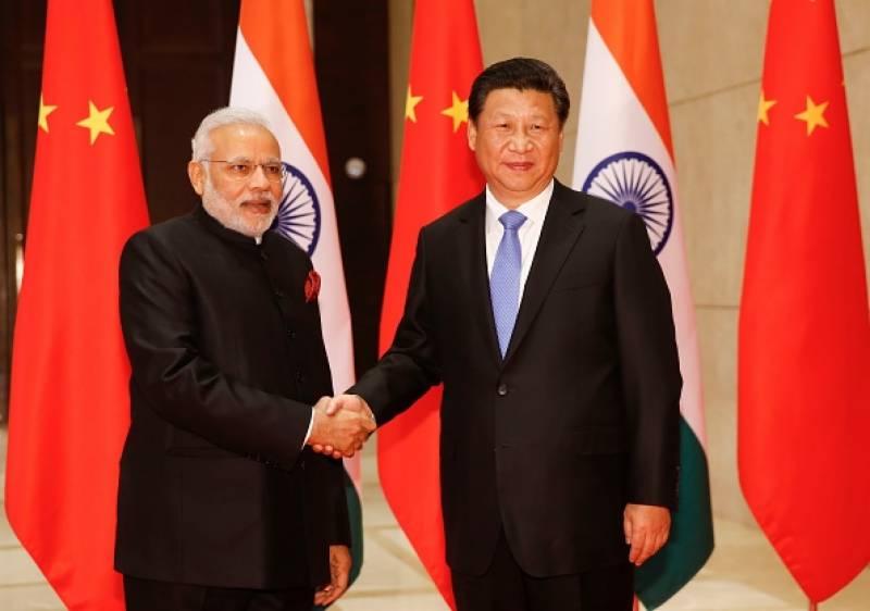 بھارت اور چین باہمی اختلافات مناسب طور سے دور کریں، چینی صدر