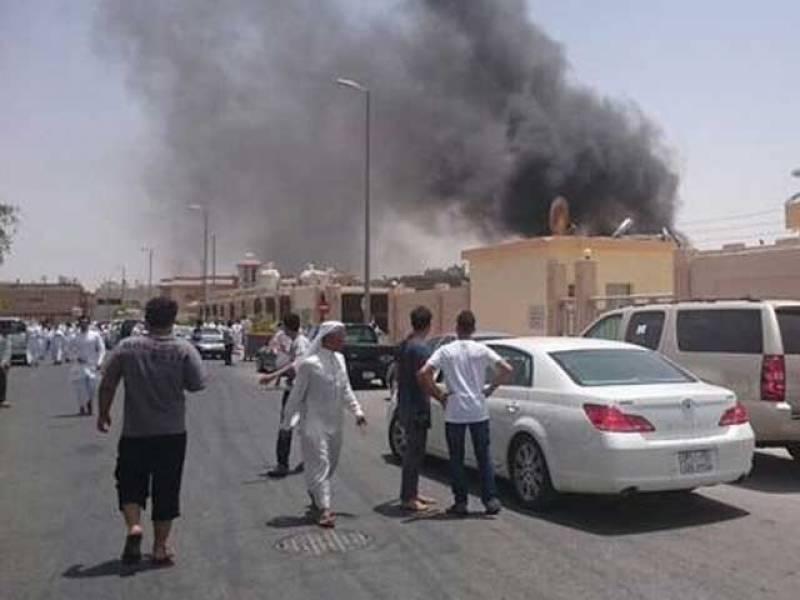 سعودی عرب کے شہر قطیف میں دھماکے سے ایک فوجی افسر ہلاک اوردو زخمی