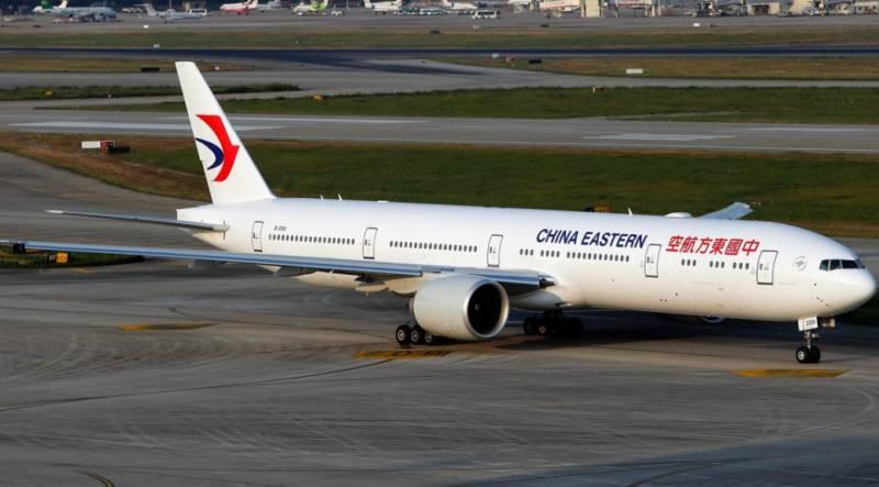چینی مسافر طیارہ حادثے سے بال بال بچ گیا