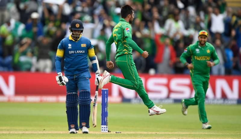 چیمپئنز ٹرافی : پاکستان ٹیم کو جیت کیلئے 237 رنز کا ہدف