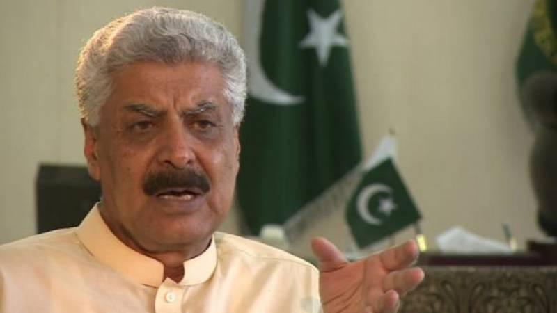 دہشت گردی کے خلاف جنگ میں 5740 پاکستانی شہید ہوئے: عبدالقادر بلوچ