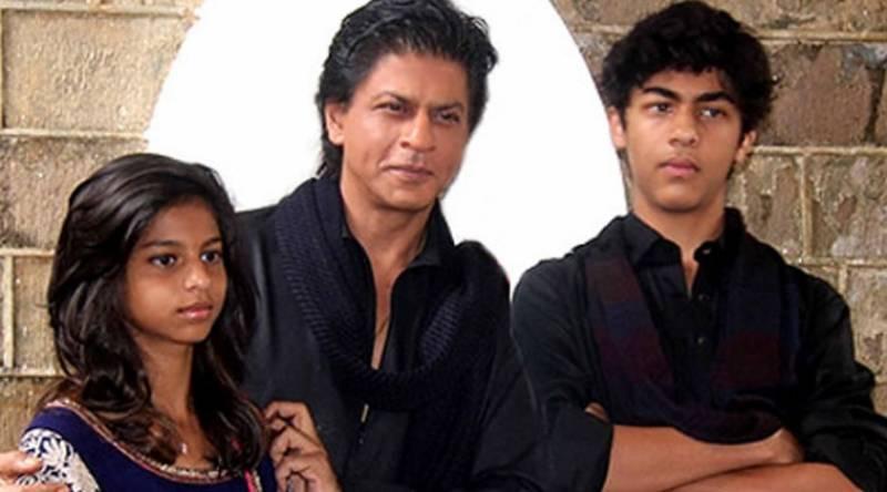 شاہ رخ خان کا بیٹا حادثے میں ناک تڑوا بیٹھا