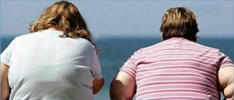 دنیا میں 2 ارب افراد زائد وزن یا موٹاپے کا شکار