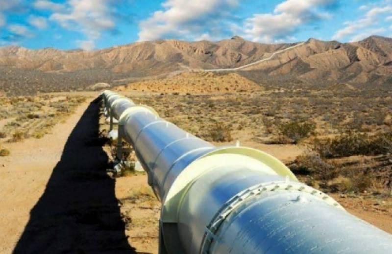 پاکستان نے قطر کیساتھ گوادر نواب شاہ پائپ لائن منصوبہ منسوخ کر دیا
