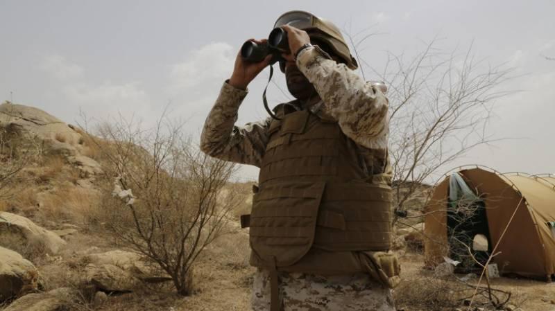 جازان میں بارودی سرنگ کے دھماکے میں سعودی فوجی شہید