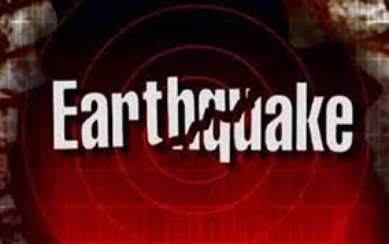 اسلام آباد اور گرد ونواح میں زلزلے کے جھٹکے محسوس کیے گئے