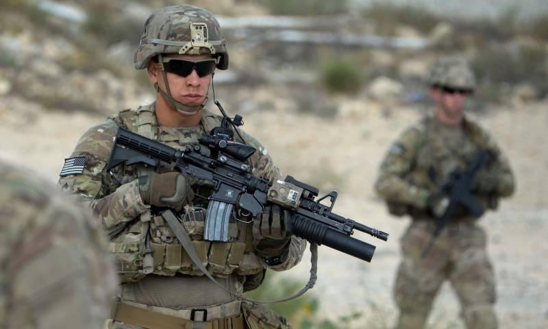 امریکا کا افغانستان میں مزید 4 ہزار فوجی بھیجنے کا منصوبہ