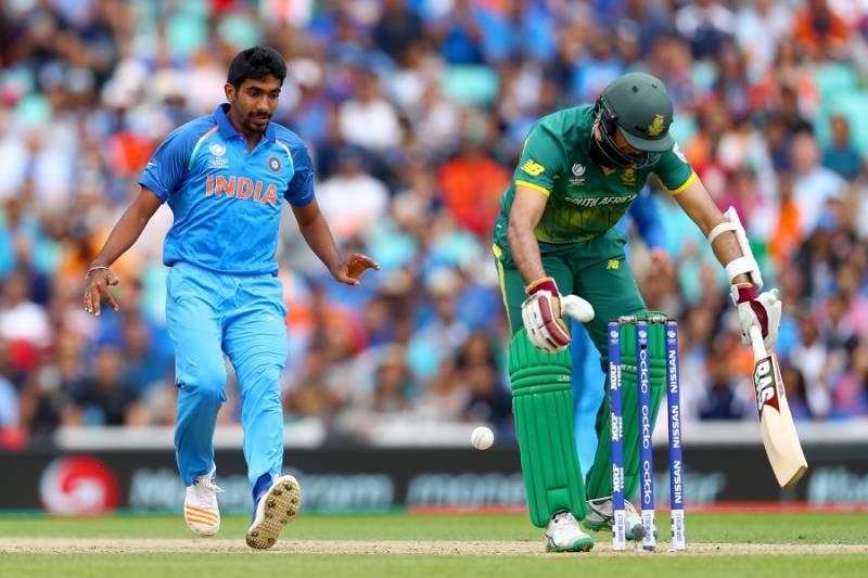 پاکستانی ٹیم کے لیے میچ کا خوش قسمت ترین لمحہ