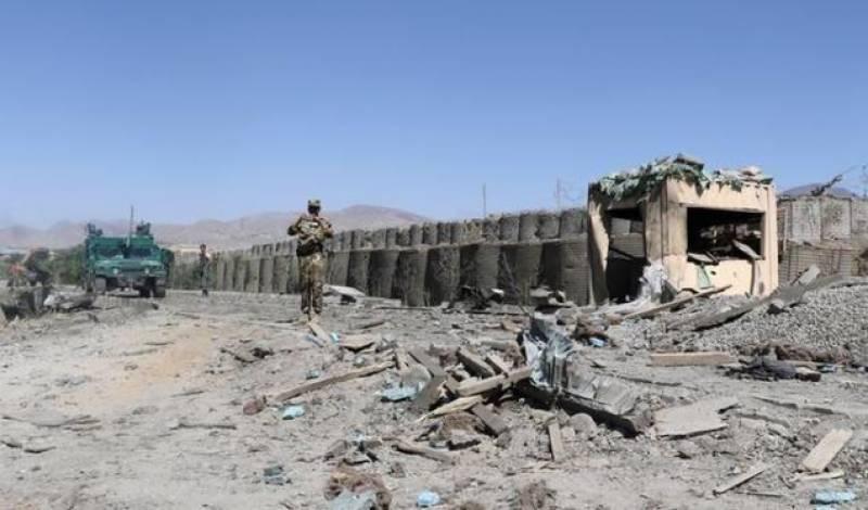 افغانستان ، پولیس ہیڈکوارٹرز پر خودکش حملے میں 5 پولیس اہلکار ہلاک