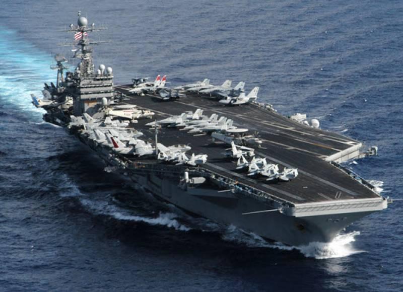 امریکا ایران کے خلاف جنگ کی راہ ہموار کر رہا ہے ، رہنما پاسداران انقلاب