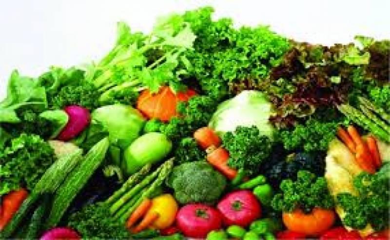 ماہرین کا اورگینک سبزیاں استعمال کرنے کا مشورہ