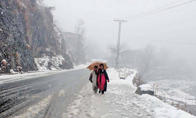 شانگلہ اور گردونواح میں پری مون سون بارشیں شروع ,ژالہ باری بھی ہوئی