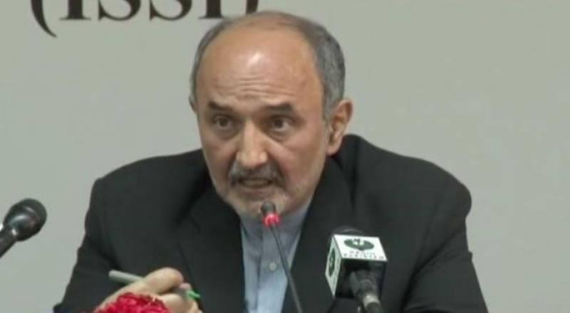 قطر کے معاملے پر سعودی عرب ایران پر محض الزام تراشی کررہاہے،ایرانی سفیر