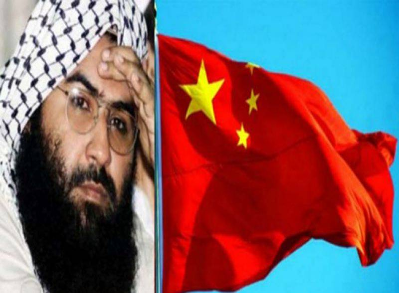چین مسعود اظہر پر پابندی کے حوالے سے بھارتی تحریک کی مخالفت کرے گا:ترجمان چینی وزارت خارجہ