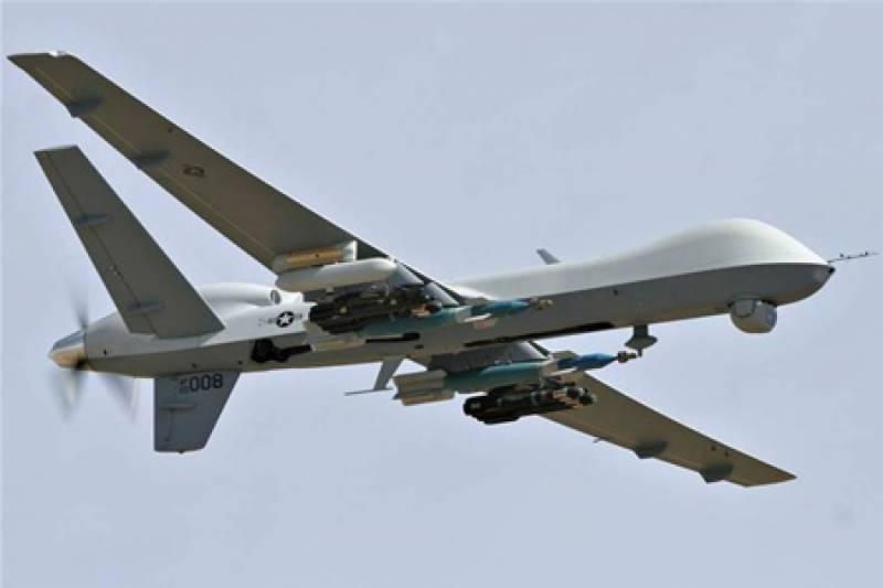 پاک فضائیہ نے بلوچستان میں جاسوس ایرانی ڈرون مارگرایا