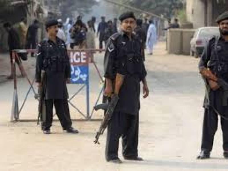 پشاور،لوگوں کے جان و مال کے تحفظ کیلئے پاک فوج کے تعاون سے خصوصی تحفظ سیل قائم