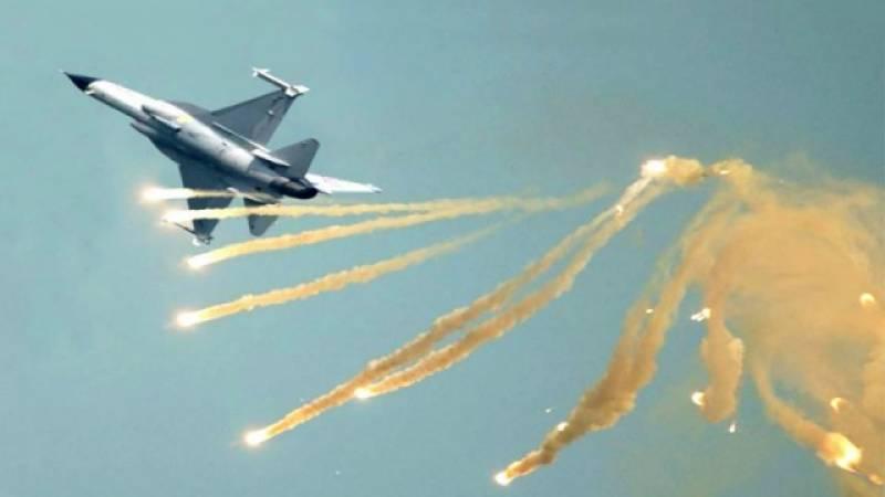فضائی حدود کی خلاف ورزی کرنے والے ایرانی ڈرون کو پاکستان نے مار گرایا