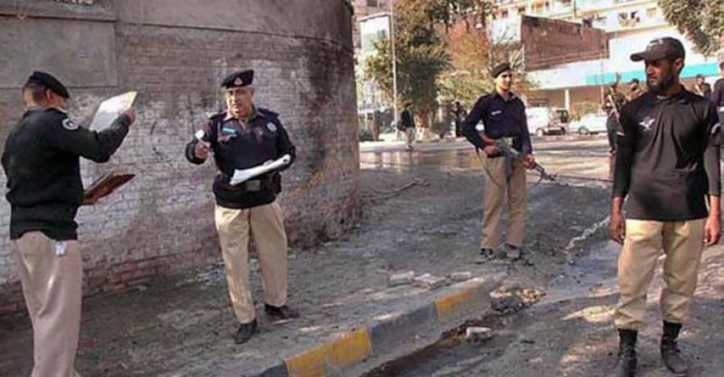 نوشہرہ پولیس نے بھاری مقدار میں حشیش پنجاب سمگل کرنے کی کوشش ناکام بنا دی