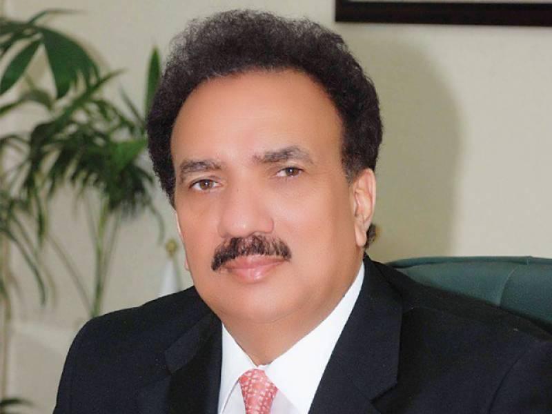لیگی رہنماؤں کے الزامات جھوٹ اورجہالت ہیں :سینیٹر رحمان ملک